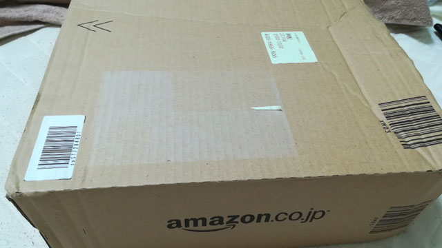 268 - Amazonからオナホ届いた