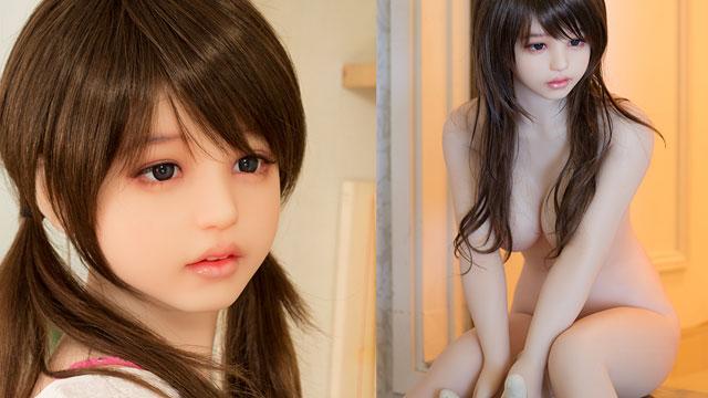 769 - 【画像】最新のラブドール、逆に顔がリアルすぎて安易に性処理玩具として扱いづらい