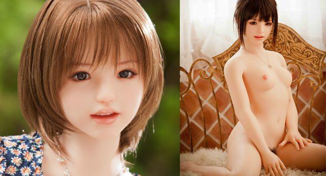 hdlTcEA - 【画像】最新のラブドール、逆に顔がリアルすぎて安易に性処理玩具として扱いづらい