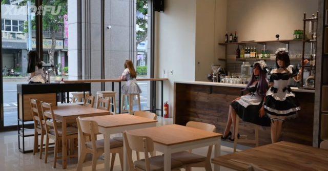iy4x65b - ラブドールのカフェが台湾にできてしまうwwww